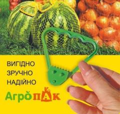 "Ruchka-bashtanka"" - the handle to a grid"