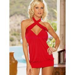 Клубное платье, топ MSC22256