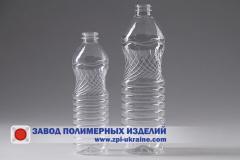 """Бутылки ПЭТ для масла подсолнечного """""""