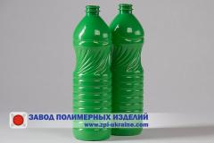 "PET bottles for sunflower oil ""Zlata"" 1"