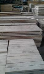 Parquet roughing cutter and workpiece...