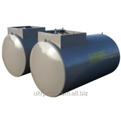 Underground EMILIANA SERBATOI tanks for gas