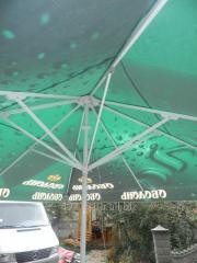 Mbrellas 4х4