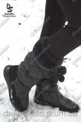 Аляска женская А-3 черный