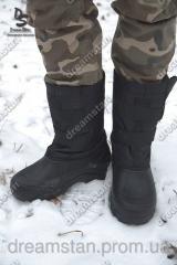 Военная обувь сапоги БМ-10 черный