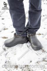 Галоши мужские зимние пенкка эва ГП-12 мех