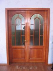 Двери межкомнатные деревянные 019