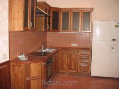 Кухня сосна ольха дуб Украина