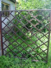 Płoty, ogrodzenia