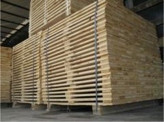 Pallet preparation for europallets