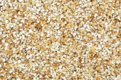 Buckwheat, peas, barley, wheat, corn