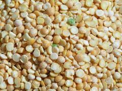 Groats peas