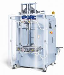 The vertical ARU-10 automatic packing machine for