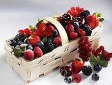Berries fresh RASPBERRY