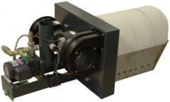 350-1000 kW Pelletny torches