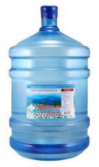 Бесплатная доставка бутилированной воды