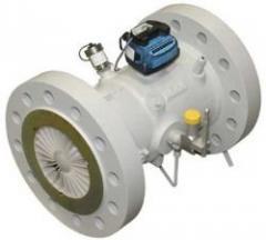 Турбинный счетчик газа TZ/Fluxi G400,  Ду 100