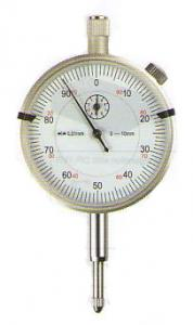 SGM lights-Clock time type with 0.01 mm divisions