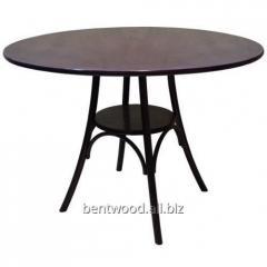Стіл дерев'яний круглий Клайд КМФ 37-01