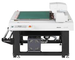 The tablet cutting Mimaki CFL-605RT plotter compac