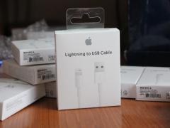 Apple Lightning USB кабель Оригинальный 100% для