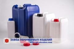 Euro canister, bottle 1-25 liters