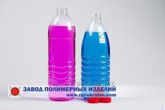 La botella PET de 2 litros