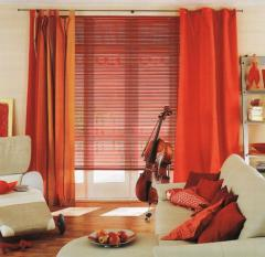 Blinds horizontal aluminum 16 mm and 25 mm