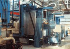 Фильтр-пресс камерный модель ФКМ с верхней