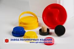Plastic parts. Production of plastic parts by