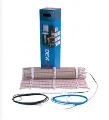 Одножильный нагревательный мат Devi DSVF-150
