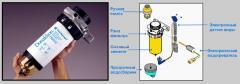 Fuel Donaldson filters