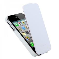 Чехол кожаный Flip flop Fashion для iPhone 4 4S