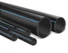 Pipes from plastic