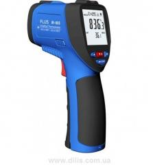 FLUS IR-862U pyrometer with connection to...