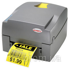 Desktop printer of labels Godex ez 1100 plus