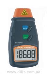 Portable optic tachometer of DT-2234C +