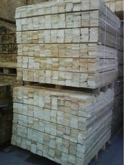 Лесоматериалы, пиломатериалы, доска необрезная, обрезная, хвойная 25-30мм, длина 4-6м, колотые дрова- бук