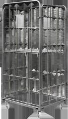 Пересувний контейнер для білизни