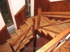 Винтовые лестницы Украина