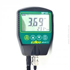 Rn-meter for the viscous substances EZODO...