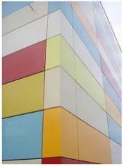 Panele fasadowe aluminiowe (kompozytowe)