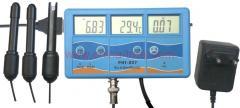 Монитор-анализатор параметров воды (рН, ОВП, EC, TDS, TEMP) - PHT027