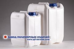 Euro-kanna K-20, 21,5 liter