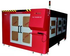 Лазерный станок с волоконным лазером RJ 1325 -