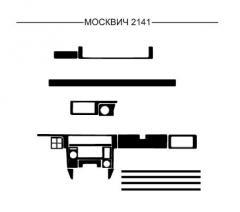 Pad on the Muscovite 2141 panel