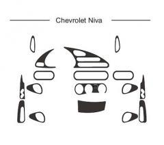 Pad on the HartMan Chevrolet Niva panel