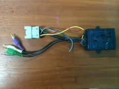 Адаптер усилителя Scosche TA07SR б-у
