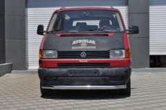Lower unary lip of VW T4 caravella