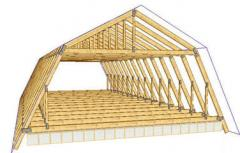 Rafter farms of the MiTek Technology